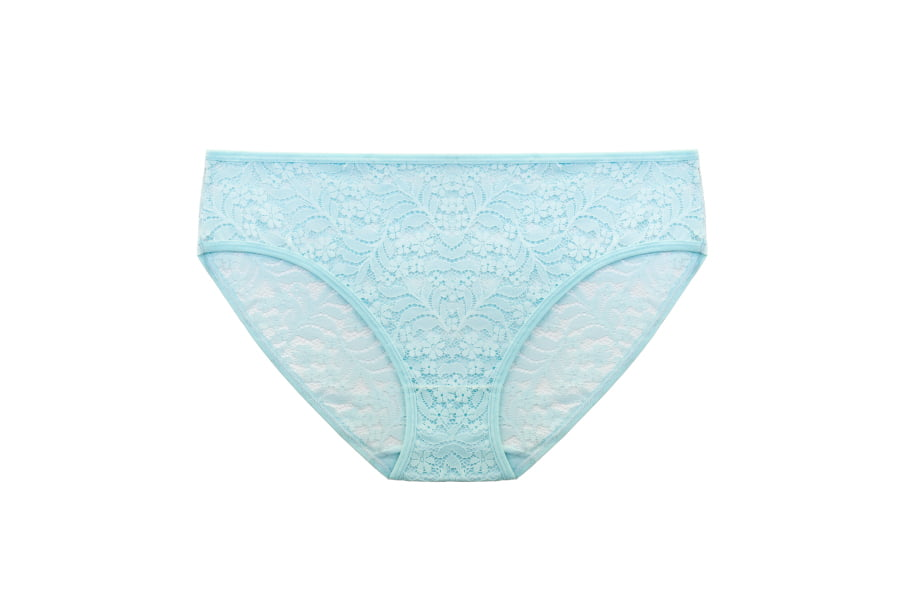 Candis undies - Alice in light blue