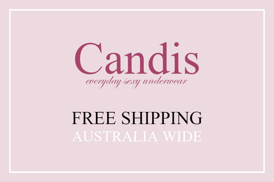 Free shipping on Candis underwear