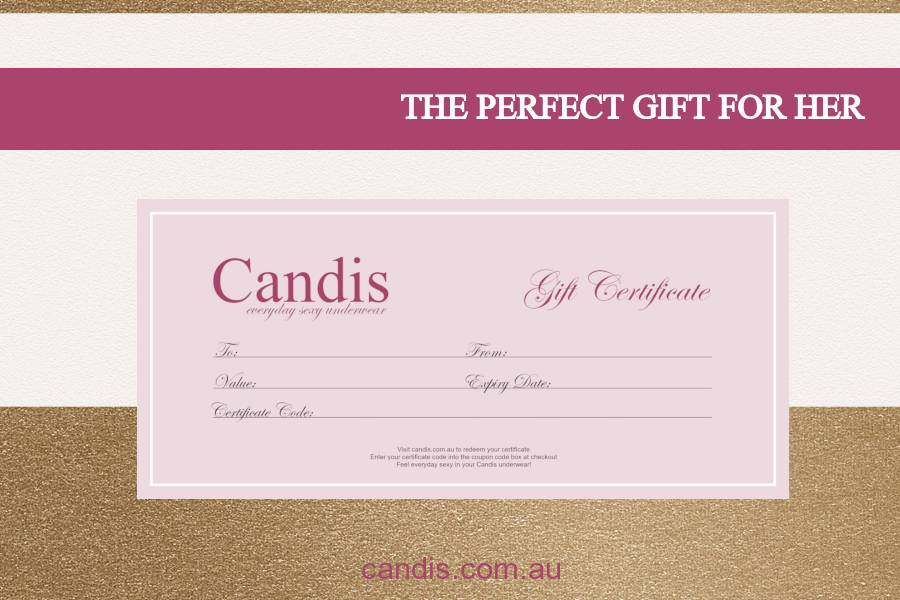 Candis Gift Certificate
